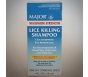 Major Lice Killing Maximum Strength Shampoo - 4 fl. oz.