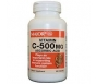 Major Vitamin C 500mg Tablets- 100ct