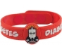 "MediMates Diabetes Health Alert Wristband - ""Tab"""