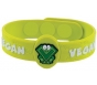 "MediMates Vegan Health Alert Wristband - ""Captain V"""