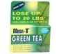 Mega-T Green Tea Caplets - 30 Count Box