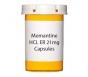 Memantine HCL ER 21mg Capsules