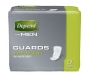 Depend For Men Incontinence Guards, Maximum Absorbency, One Size Fits All- 52ct