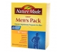 Nature Made Daily Men's Pack, Vitamin Supplement for Men, Packets - 30 day supply