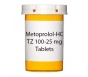 Metoprolol-HCTZ 100-25 mg Tablets
