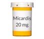 Micardis 20mg Tablets