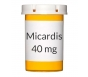 Micardis 40mg Tablets