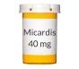 Micardis 40mg Tablets