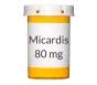 Micardis 80mg Tablets