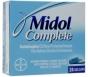 Midol Caplet Menstrual Complete 24 Caplet