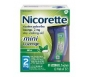 Nicorette Mini Lozenge 2mg, Mint- 81ct