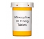 Minocycline ER 115mg Tablets