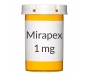 Mirapex 1mg Tablets