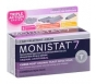 Monistat 7 Cream Triple Action Combination Pack