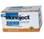 Monoject Ultrafine U-100 Insulin Syr 28 Gauge 1/2cc 1/2 inch Needle 100/Box