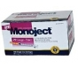 Monoject Ultrafine U-100 Insulin Syr 29 Gauge 3/10cc 1/2 inch Needle 100/Box***Mfg. Discontinued**