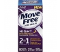 Schiff Move Free Joint Health Night 2-in-1 Formula Dietary Supplement- 80 count
