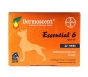 Dermoscent Essential 6 Spot-On Skin Care for Dogs 22 to 45 Pounds- 4 x 1.2ml