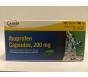 Camber Ibuprofen 200mg Liquid-Filled Capsules 80ct