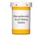 Mycophenolic Acid 180mg Tablets