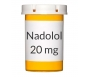 Nadolol 20 mg Tablets