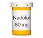 Nadolol 80 mg Tablets