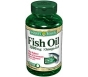 Nature's Bounty Fish Oil Softgels - 100 Softgels