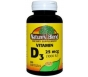Nature's Blend Vitamin D3 25mcg (1000IU) Value Size 300ct Softgels