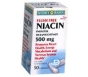 Natures Bounty Niacin 500 mg Capsules Flush Free 50ct