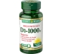 Natures Bounty Vitamin D-3 1000 IU Softgels  - 200ct