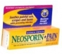 Neosporin Plus Pain Relief Max Strength First Aid Antibiotic Ointment - 0.5oz
