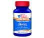 GNP® Flush Free Niacin Supplement, 500mg Capsules- 100ct