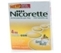 Nicorette 4mg Coated Tablets Fruit Chill Flavor - 100ct Box