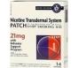 Nicotine Transdermal System Step 1(Generic) - 21mg/24HR Patch 14ct