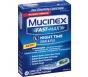 Mucinex Fast-Max Night Time Cold & Flu Relief Liquid Gels- 16ct