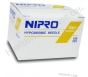 "Nipro Hypodermic Needle 20 Gauge, 1"", 100 Count"