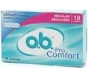 O.B. Pro Comfort Non-Applicator Regular 18 each