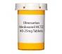 Olmesartan Medoxomil HCTZ 40-25mg Tablets