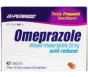 Omeprazole Delayed Release 20mg (Generic Prilosec OTC) - 42 Tablet Box