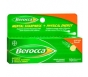 Berocca Mental Sharpness   Physical Energy Effervescent Tablets, Orange- 10ct