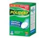 Polident Overnight Whitening Antibacterial Denture Cleanser- 120ct