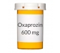 Oxaprozin 600 mg Tablets