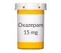 Oxazepam (Generic Serax) 15 mg Capsules