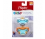 Playtex Latex Binky Pacifier, 0-24 Months- 2pk