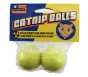 Petsport USA Catnip Balls - 2ct