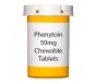 Phenytoin 50mg Chewable Tablets