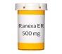 Ranexa ER 500mg Tablets