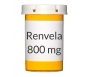 Renvela 800mg Tablets