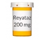 Reyataz 200mg Capsules - 60 Count Bottle