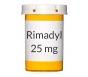 Rimadyl 25mg Caplets